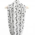 Charis Birchall-arrow scarf-photo credit-Kara Rohl