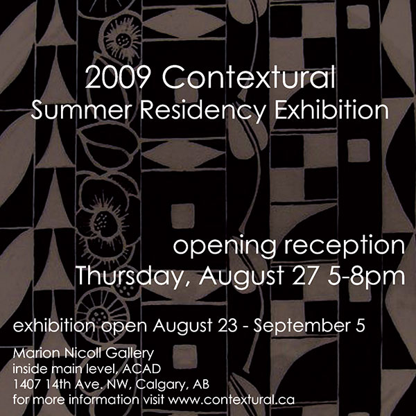 2009-End-of-Residency-Exhibition