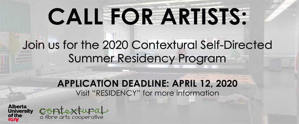 Contextural - Residency Call