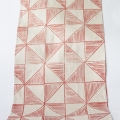 Chantel Traub_40 Triangles Tea Towel_2015