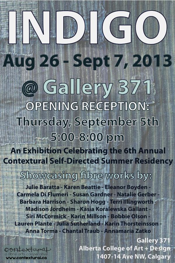 2013-End-of-Residency-Exhibition---Indigo-
